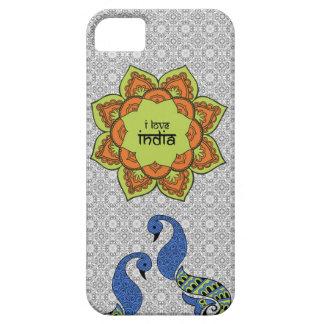 I Love India iPhone 5 Cases
