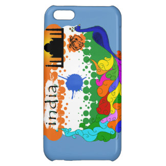 I LOVE INDIA iPhone 5C COVERS