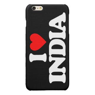 I LOVE INDIA iPhone 6 PLUS CASE