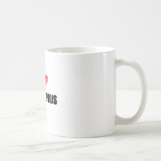 I Love Indianapolis Coffee Mugs