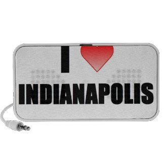 I Love Indianapolis Speaker System