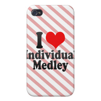 I love Individual Medley Cover For iPhone 4
