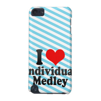 I love Individual Medley iPod Touch 5G Cases