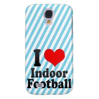 I love Indoor Football Galaxy S4 Case