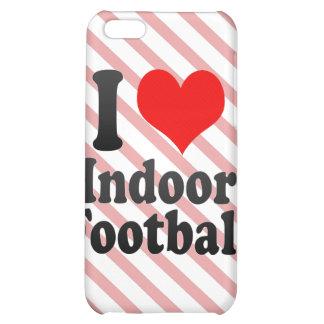 I love Indoor Football iPhone 5C Covers