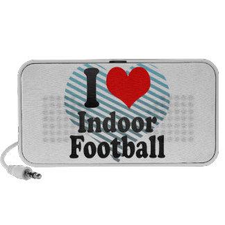 I love Indoor Football iPod Speakers