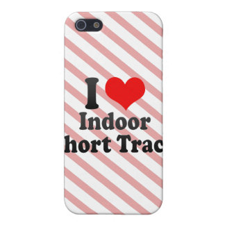 I love Indoor Short Track Covers For iPhone 5