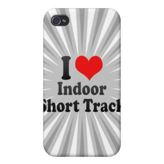 I love Indoor Short Track Covers For iPhone 4