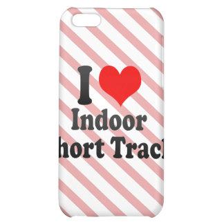 I love Indoor Short Track iPhone 5C Case