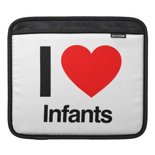 i love infants sleeve for iPads