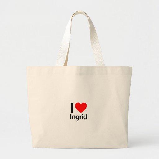 i love ingrid bags