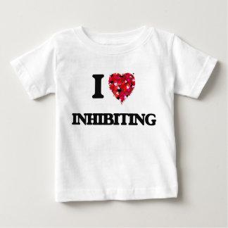 I Love Inhibiting Infant T-Shirt