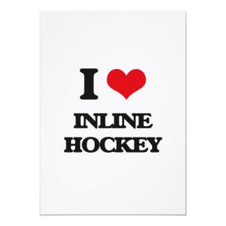 I Love Inline Hockey Cards