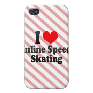 I love Inline Speed Skating Case For The iPhone 4