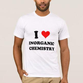 I Love Inorganic Chemistry T-Shirt