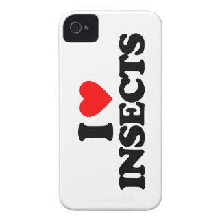 I LOVE INSECTS Case-Mate iPhone 4 CASE