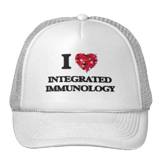 I Love Integrated Immunology Cap
