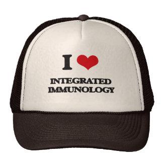 I Love Integrated Immunology Cap