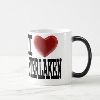 I Love INTERLAKEN Morphing Mug