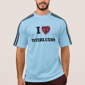 I Love Interludes Tee Shirts