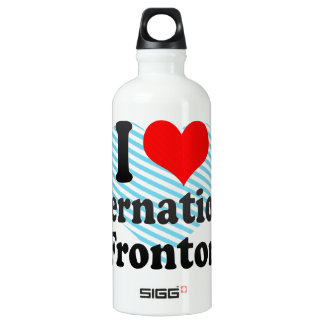 I love International Fronton SIGG Traveller 0.6L Water Bottle