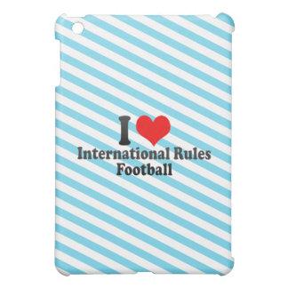 I love International Rules Football iPad Mini Covers