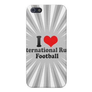 I love International Rules Football iPhone 5 Cover