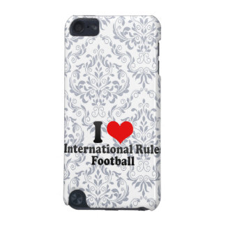 I love International Rules Football iPod Touch (5th Generation) Covers