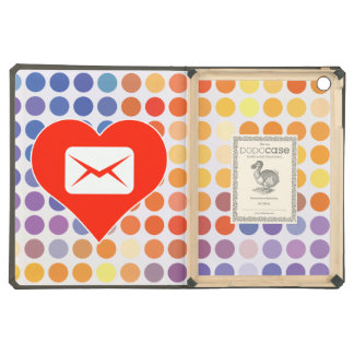 I Love Internet Cover For iPad Air