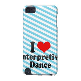 I love Interpretive Dance iPod Touch (5th Generation) Case