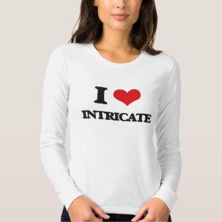 I Love Intricate T Shirts
