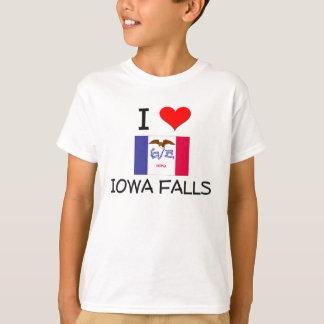 I Love IOWA FALLS Iowa T-Shirt