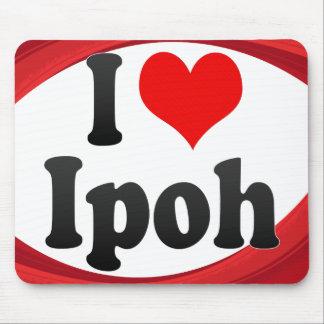 I Love Ipoh Malaysia Mousepad