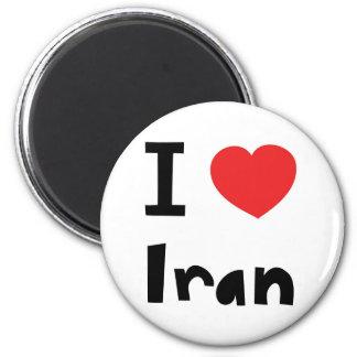 I love Iran Magnet