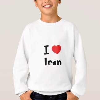 I love Iran Sweatshirt