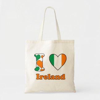I love Ireland Tassen