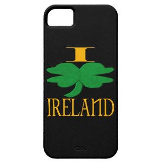 I Love Ireland iPhone 5 Cases