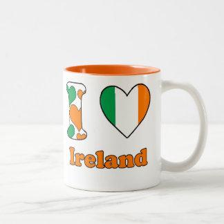 I love Ireland Bekers