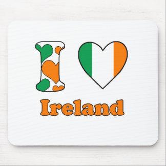 I love Ireland Muismat