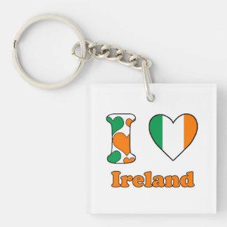 I love Ireland Sleutelhangers