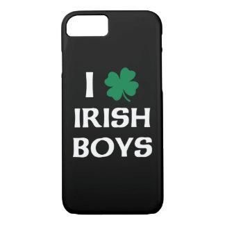 I Love Irish Boys iPhone 8/7 Case