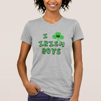 i love irish boys t-shirt