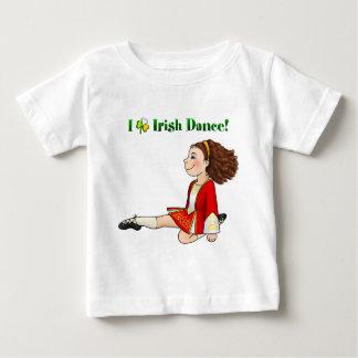 I love Irish dance Baby T-Shirt