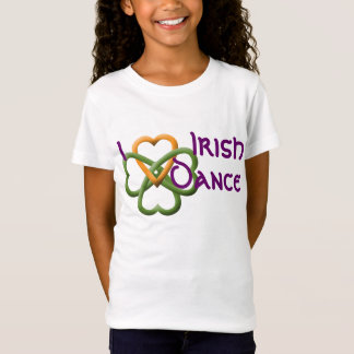 I love Irish Dance T-Shirt