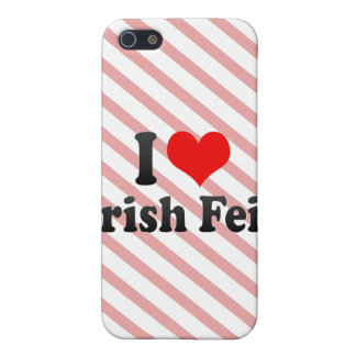 I love Irish Feis Case For iPhone 5/5S