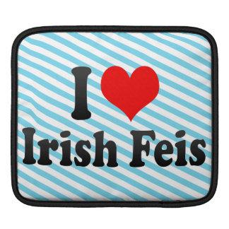 I love Irish Feis iPad Sleeves