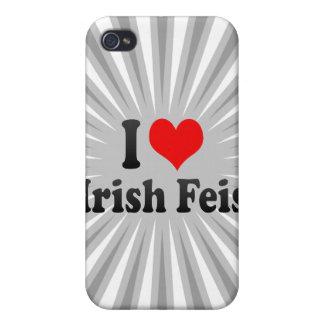 I love Irish Feis iPhone 4 Cover