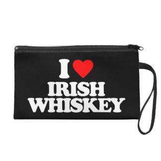 I LOVE IRISH WHISKEY WRISTLET