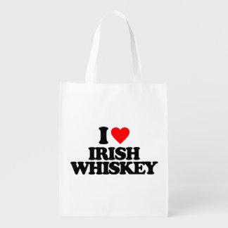 I LOVE IRISH WHISKEY