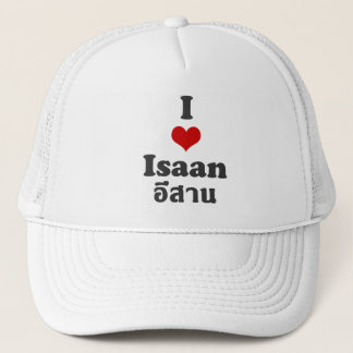 I Love Isaan ❤ Thailand Trucker Hat
